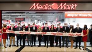 Media Markt, Antalya bölgesinde 4 Türkiye'de 81 mağazaya ulaştı