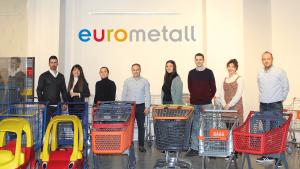 İşletmelerin tedarikçisi EUROMETALL online mağazasını yeniledi
