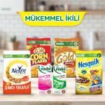 Nestlé Kahvaltılık Gevrekler ve Pınar Süt ile güne besleyici başlayın
