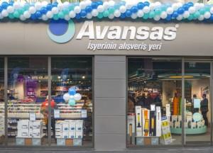 Avansas, Deposite Outlet AVM'de kapılarını açtı