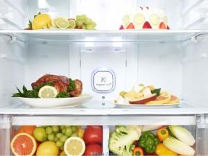 LG NatureFRESH, gıdaları uzun süre taze tutarak israfı önlüyor