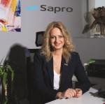 Islak mendil lideri Sapro'nun başarısında kadınların imzası var