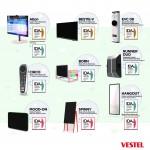 Vestel'in akıllı tasarımlarına ABD'den 17 ödül