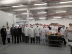 Seyidoğlu Gıda yeni fabrikasında üretime başladı