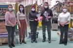 ÜÇGE çalışanlarının Kadınlar Günü'nü özel hediyeler ile kutladı
