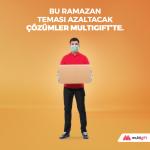 Multinet Up'tan Ramazan yardımlarına çözüm: Dijital Koli