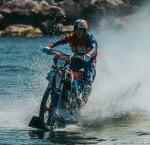Dünyaca ünlü motosiklet sanatçısı İstanbul'da