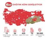Eker'den, Şanlıurfa ve Diyarbakır'a yeni depo yatırımı