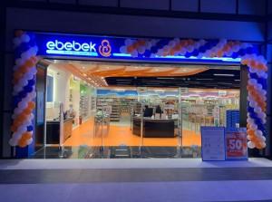 ebebek, 176. mağazasını Ankara Bilkent Center AVM'de açtı