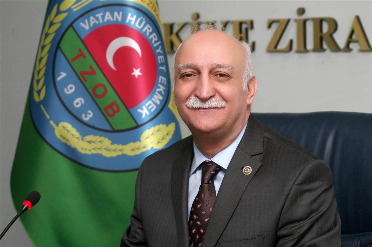 """TZOB Genel Başkanı Bayraktar: """"Mart ayında üretici ve market fiyat farkı 5 kata ulaştı"""""""
