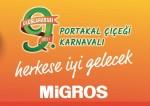 9. Uluslararası Portakal Çiçeği Karnavalı herkese iyi gelecek