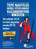 Tepe Nautilus yenilenen mobil uygulamasıyla kazandırıyor