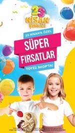 Toyzz Shop 23 Nisan'ı özel indirim fırsatları ile kutluyor