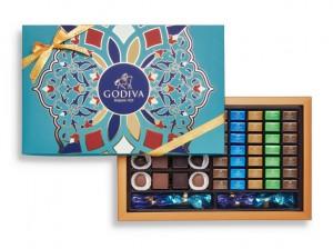 Godiva'dan bayrama özel harika lezzetler