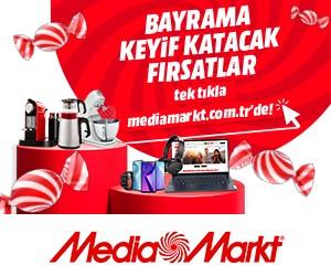 Bayram şekerleri MediaMarkt'tan