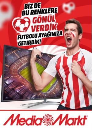 Avrupa Futbol Şampiyonası'nın keyfi büyük ekran TV'lerde