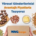 MNG Kargo, üreticinin emeğini tüm Türkiye'ye ulaştırıyor