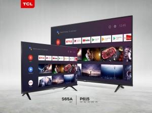 TCL Yerli Üretim akıllı tv gamını yeni modellerle genişletti