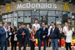 McDonald's Türkiye, restoran açılışları ile büyümesini sürdürüyor
