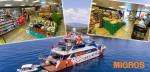 """""""Migros Deniz Market"""" ile müşterilerine denizde de hizmet sunuyor"""