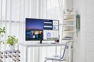 Samsung, akıllı monitör serisini yeni özelliklerle genişletiyor