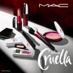 Cruella Muhteşemliği Şimdi M·A·C'te