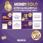 Migros, Money Gold ile ayrıcalıklı  alışverişin kapılarını açıyor