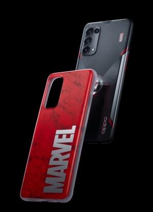 OPPO Marvel hayranları için Reno5 Marvel Edition'ı duyurdu