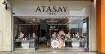 Atasay üç yeni mağaza daha açtı, yurt içinde 153 mağazaya ulaştı