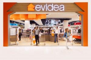 Evidea Kocaeli'ndeki ikinci mağazasını 41 Burda AVM'de
