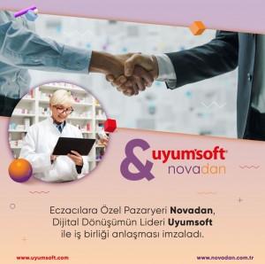Novadan e-Fatura'ya geçiş sürecinde partner olarak Uyumsoft'u seçti