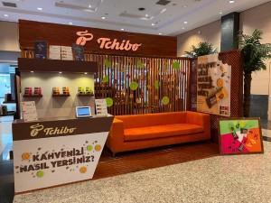 Tchibo, Perakende Günleri'nde misafirlerini ağırladı