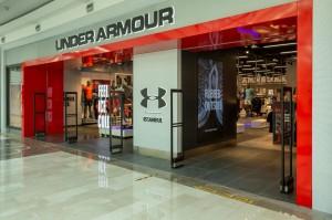 Yenilenen konsepti ile Under Armour İstinyePark açıldı
