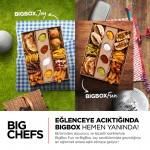 BigChefs, lezzetleri artık BigBox kutularında
