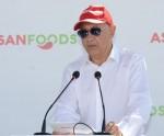 Assan Foods domates işleme sezonunu açtı