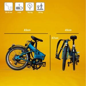 Decathlon'un elektrikli bisikleti Tilt 500 ile keşif ve yola çıkma zamanı