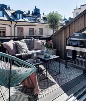 Koçtaş'tan ev rahatlığında teras dekorasyonu önerileri