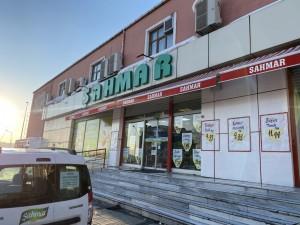 """40 yıla varan bir geçmişi bulunan """"Şahmar Market"""" kapandı"""