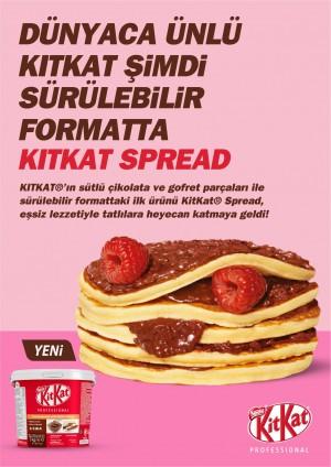 Nestlé Professional'dan yepyeni, heyecan verici bir ürün