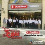 Baydöner Cizre Park AVM'de açıldı