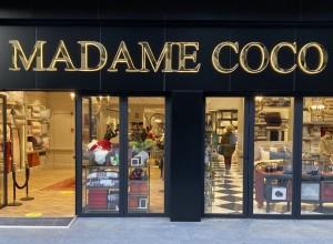 Madame Coco, yurt dışında büyüyor