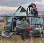 Decathlon'dan tatil özgürlüğü sunan araç üstü çadır