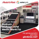 MediaMarkt'tan yenilenebilir enerji kaynaklarına destek
