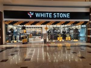 M1 Konya AVM White Stone mağazası yenilendi