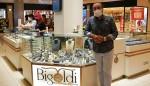 Bigoldi'den Türkiye'de bir ilk; 8 ayar altın takı kiosku Ankara Optimum AVM'de açıldı