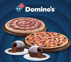 Domino's, yılın lezzet ikilisini  kapınıza getiriyor