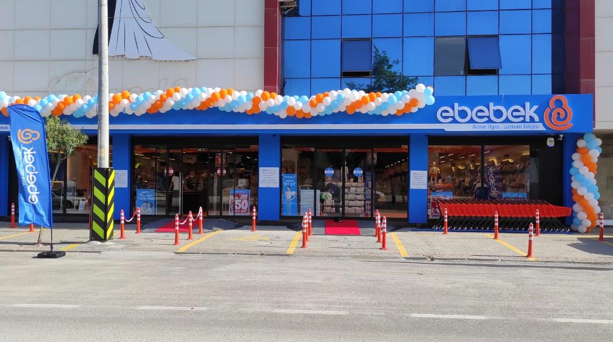 ebebek Bursa'daki 9'ncu, Gemlik'teki ilk mağazası açtı