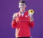 Olimpik Anneler projesiyle Mete Gazoz Altın Madalya kazandı