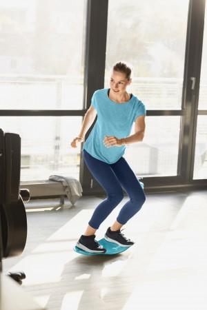 Evde fitness antremanları için ideal ürünler Tchibo'da