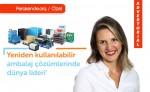 Tosca: Amacımız, yeniden kullanılabilir plastik ekipmanları üretip, israfı ortadan kaldırmak